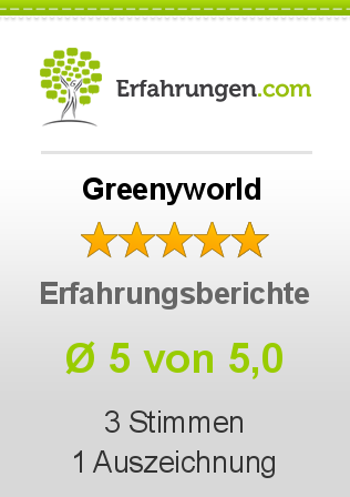 Greenyworld Bewertungen
