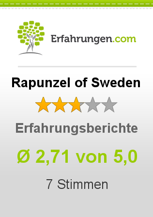 Rapunzel of Sweden Erfahrungen