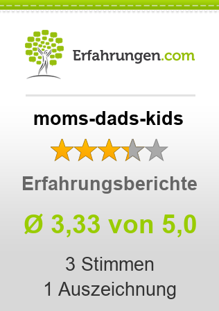 moms-dads-kids Bewertungen