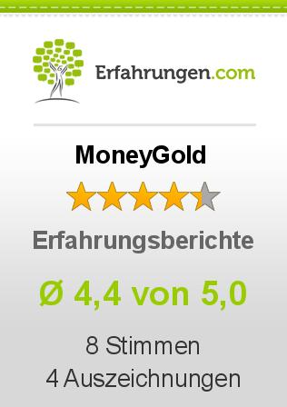MoneyGold Erfahrungen