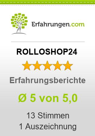ROLLOSHOP24 Erfahrungen