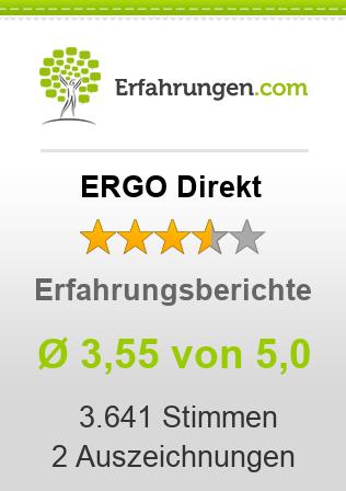 ERGO Direkt Erfahrungen