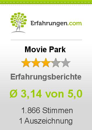 Movie Park Erfahrungen