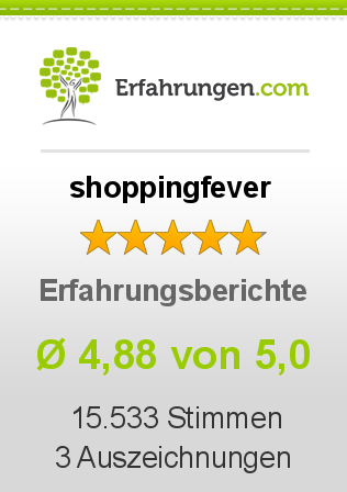 shoppingfever Bewertungen