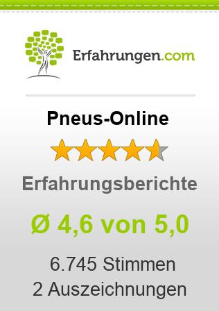 Pneus-Online Erfahrungen