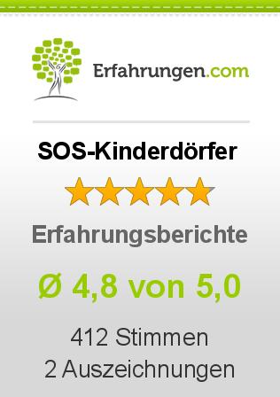 SOS-Kinderdörfer Erfahrungen