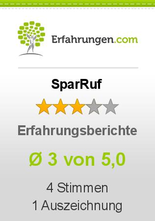 SparRuf Erfahrungen