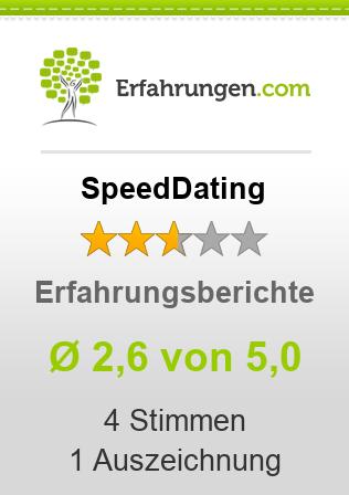 SpeedDating Erfahrungen