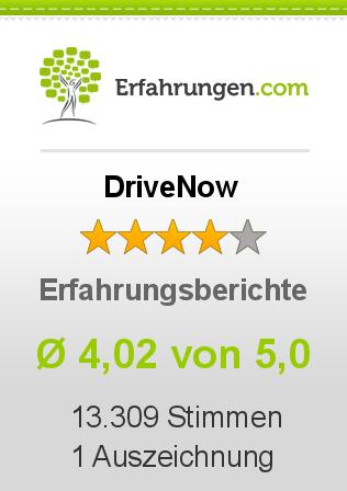 DriveNow Erfahrungen