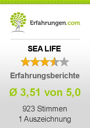 SEA LIFE Erfahrungen