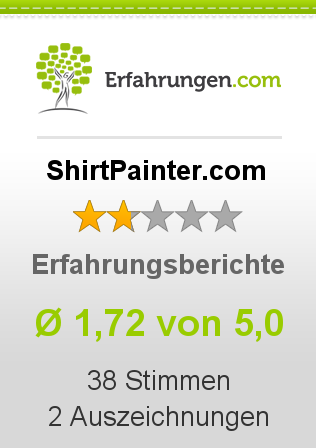 ShirtPainter.com Bewertungen