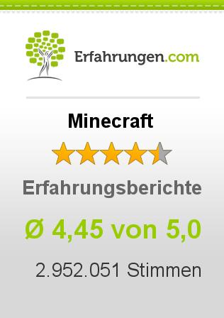 Minecraft Erfahrungen