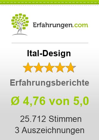 Ital-Design Erfahrungen