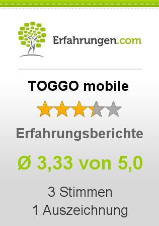 TOGGO mobile Erfahrungen