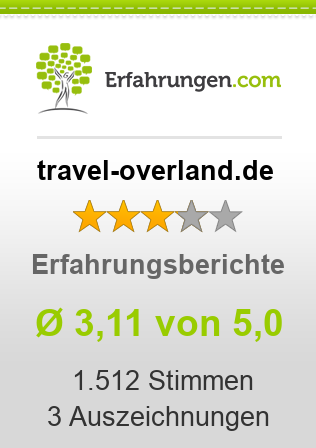 travel-overland.de Bewertungen