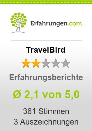 TravelBird Erfahrungen
