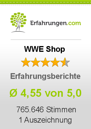 WWE Shop Erfahrungen
