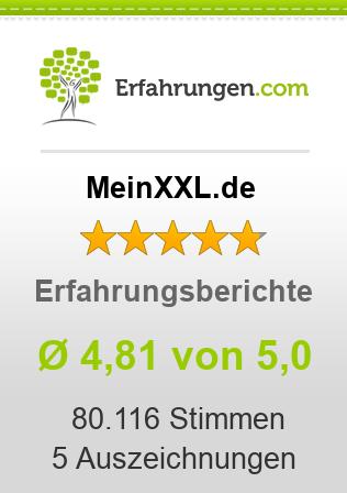 MeinXXL.de Erfahrungen