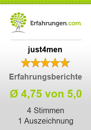 just4men Erfahrungen