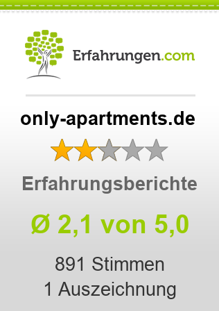 only-apartments.de Erfahrungen