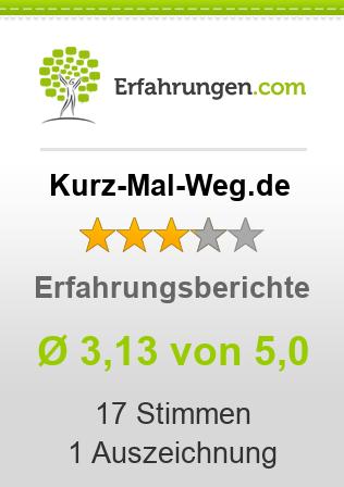 Kurz-Mal-Weg.de Erfahrungen