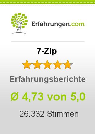 7-Zip Erfahrungen