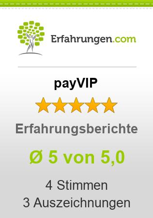 payVIP Erfahrungen