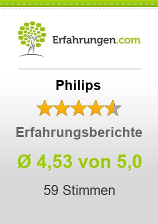 Philips Erfahrungen