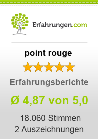 point rouge Erfahrungen