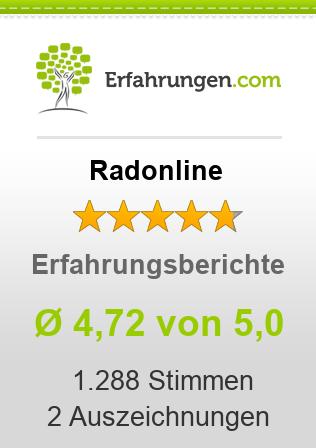 Radonline Erfahrungen