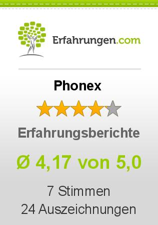 Phonex Erfahrungen