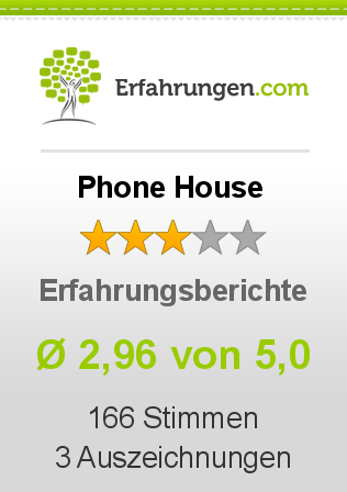 Phone House Bewertungen