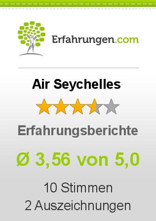 Air Seychelles Erfahrungen