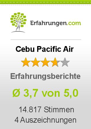 Cebu Pacific Air Erfahrungen
