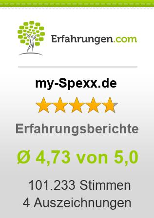 my-Spexx.de Erfahrungen