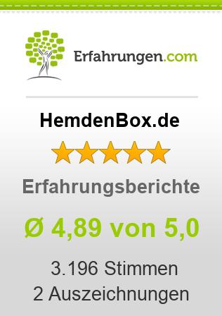 HemdenBox.de Erfahrungen