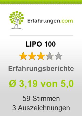 LIPO 100 Erfahrungen