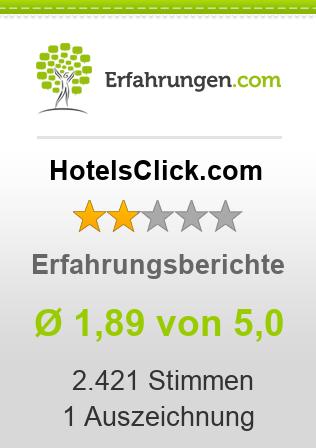 HotelsClick.com Erfahrungen