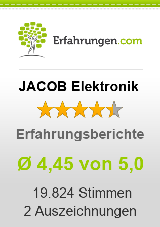 JACOB Elektronik Bewertungen