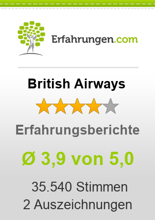 British Airways Erfahrungen