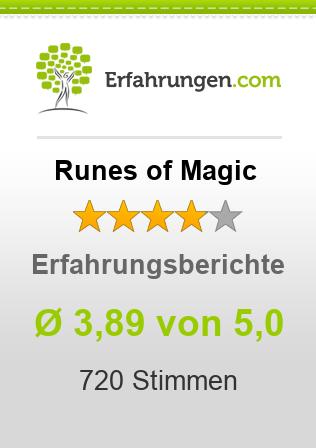 Runes of Magic Erfahrungen