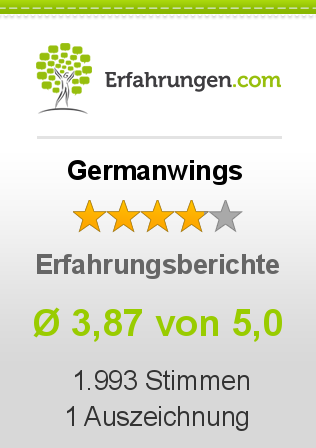 Germanwings Bewertungen