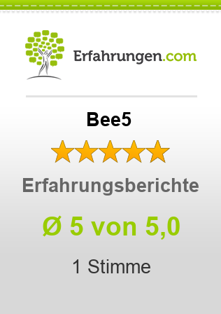 Bee5 Erfahrungen