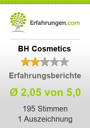 BH Cosmetics! Erfahrungen