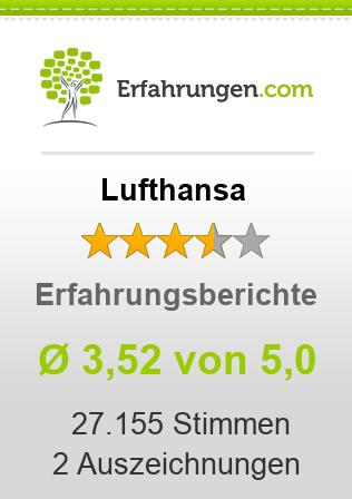 Lufthansa Erfahrungen