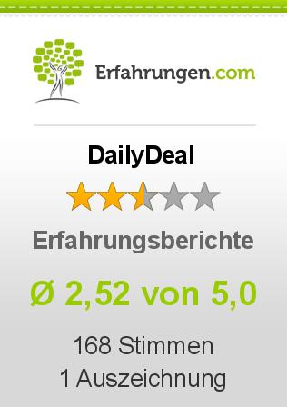 DailyDeal Erfahrungen