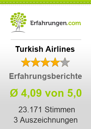 Turkish Airlines Erfahrungen