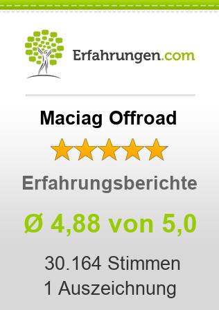 Maciag Offroad Erfahrungen