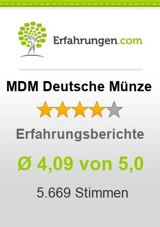 ᐅ Mdm Deutsche Münze Erfahrungen Aus 13 Bewertungen 195 Im Test