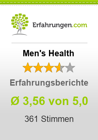 Men's Health Bewertungen